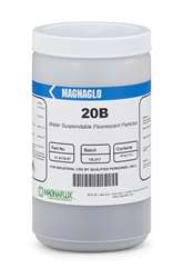 20B Fluorescent Magnetic Particle Premix - 1# container