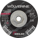 "Wolverine #56429 - 4 1/2"" Cut/Grind Combo"